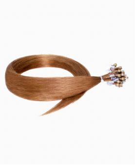 Extension à froid - LOOP - Blond naturel N°10 - Lisse - Extension cheveux Remy Hair