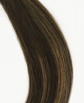 Tape in Remy human Hair Extensions - Straight - Excellence - Color Balayage Tokyo