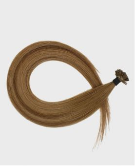 Pre-bonded Remy Human Hair Extensions - Straight - Excellence - Color Balayage Rio