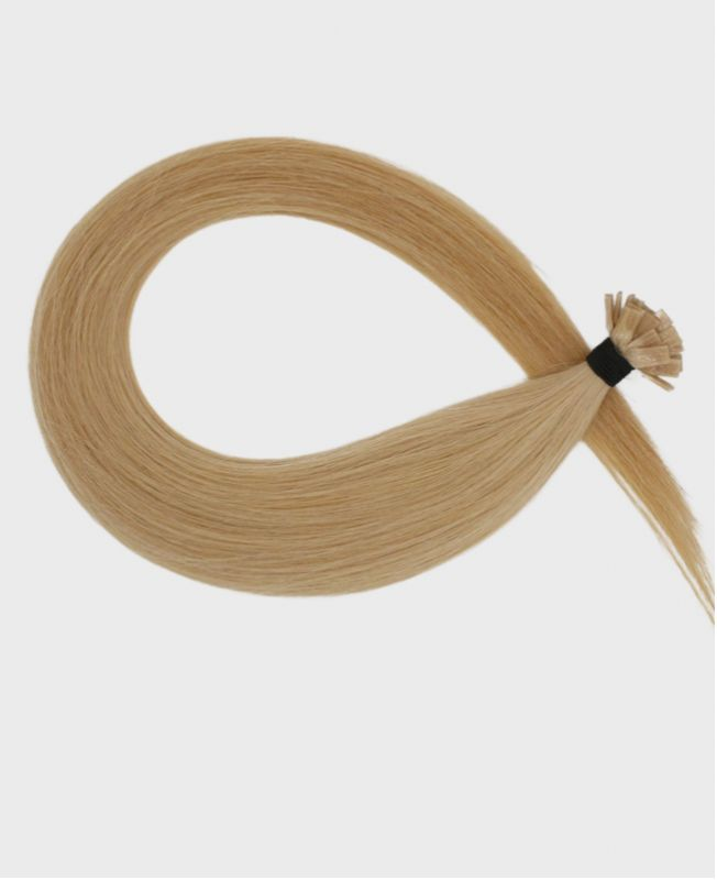 Pre-bonded Remy Human Hair Extensions - Straight - Excellence - Color 22
