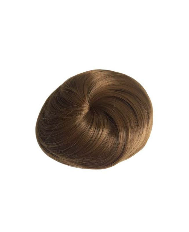Chic synthetic round Hair Bun - Color 6