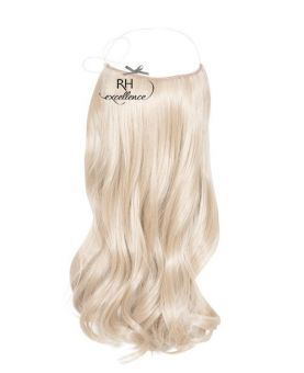 Extension cheveux à enfiler Easy Fit - Blond Platine N°613 - Fibre professionnelle