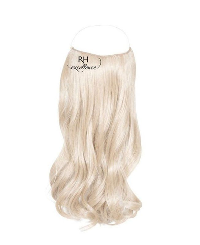 """Flip in Hair Extensions 18"""" (Set of 120 gr) Straight - Synthetic Fiber - Color 60"""