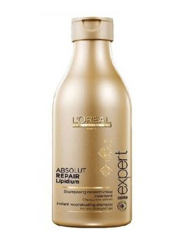 Shampooing Absolut Repair Lipidium 250 ml - L'oréal professionnel