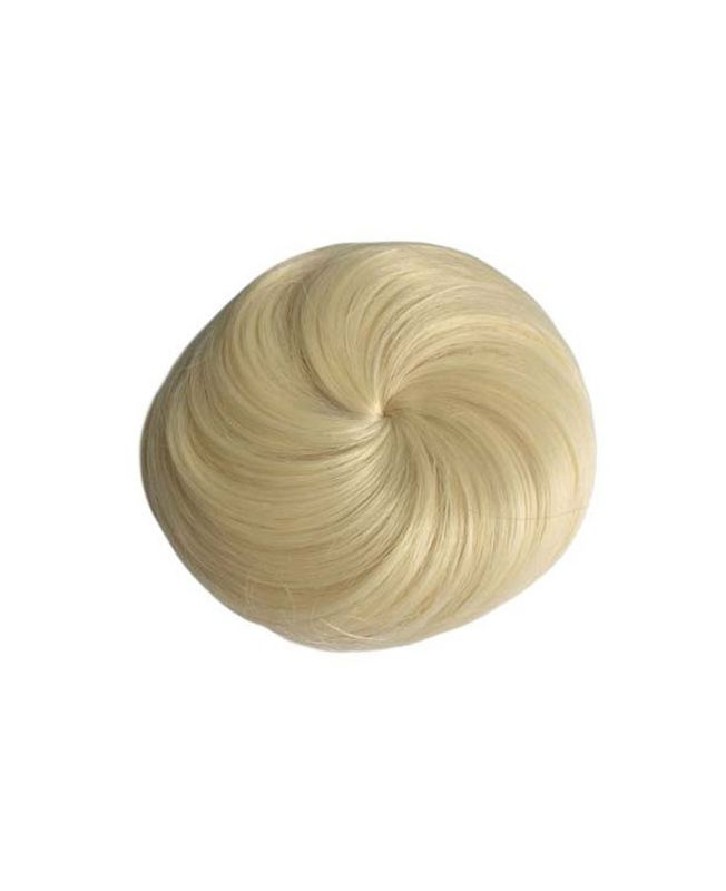Chic synthetic round Hair Bun - Color 613