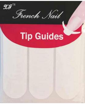 Guides Autocollants pour French Manucure